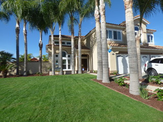 Home Remodel in Menifee, CA - Landscape - orange county - by White Van Real Estate Services ...