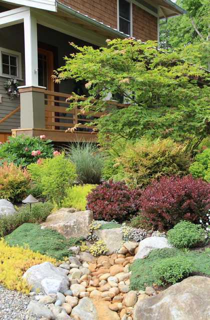 Hopkins rees bainbridge island wa traditional for Houzz landscape architects