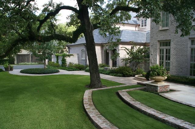 Houston Casual Landscape traditional-landscape