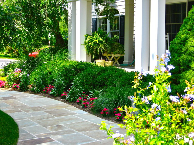 Landscaping Around Home Foundation : Landscape architects designers