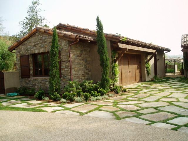 IDEAS: paving mediterranean-landscape