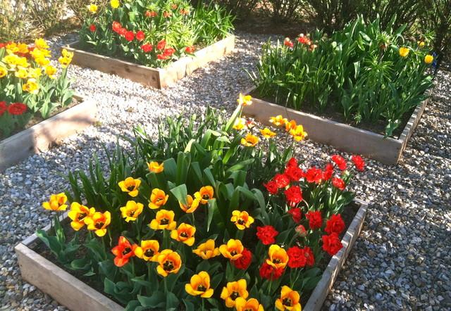 In Ground Installations Classique Jardin New York