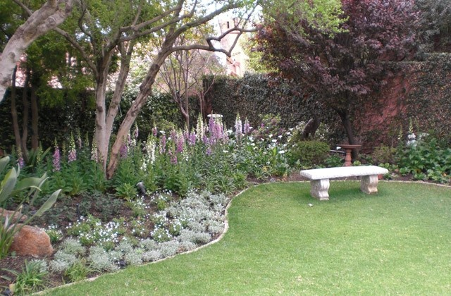 Informal Gardens Traditional Landscape Other By