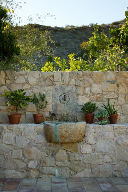 Irvine Shady Canyon Mediterranean Garden Orange  : mediterranean garden from www.houzz.in size 428 x 640 jpeg 134kB
