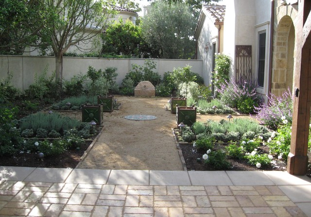 Italian formal garden for Italian garden design