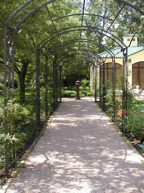 Italian garden design estates for Italian landscape design