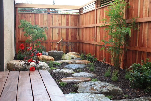 Japanese Garden Design Courtyards