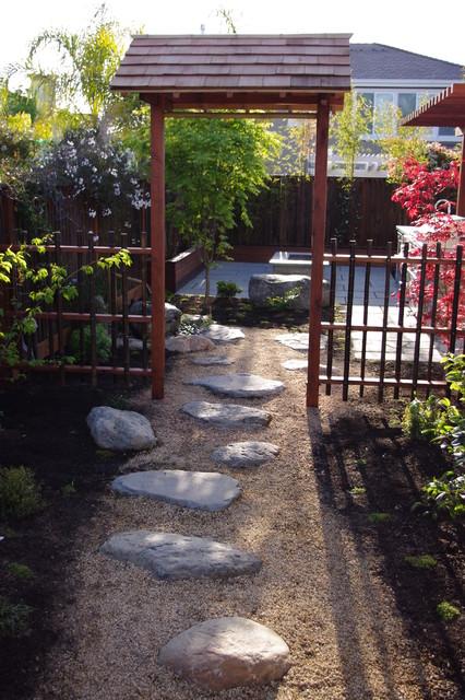 Japanese Garden, Contemporary Garden, California Garden