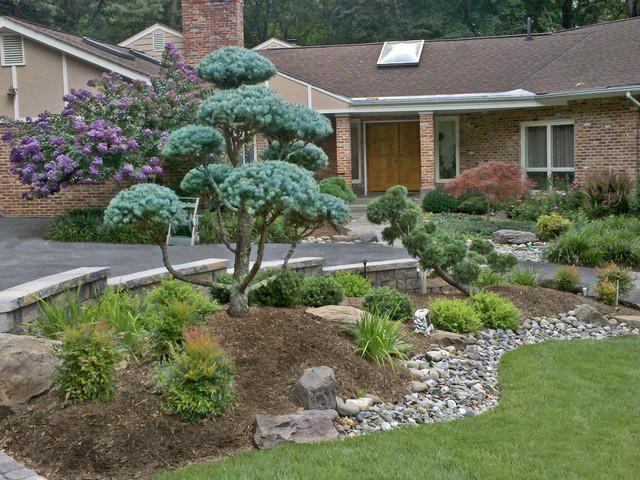 Japanese Garden Design And Installation Asian Landscape Dc