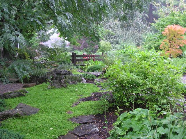Japanese garden asian landscape philadelphia by for Garden design inc