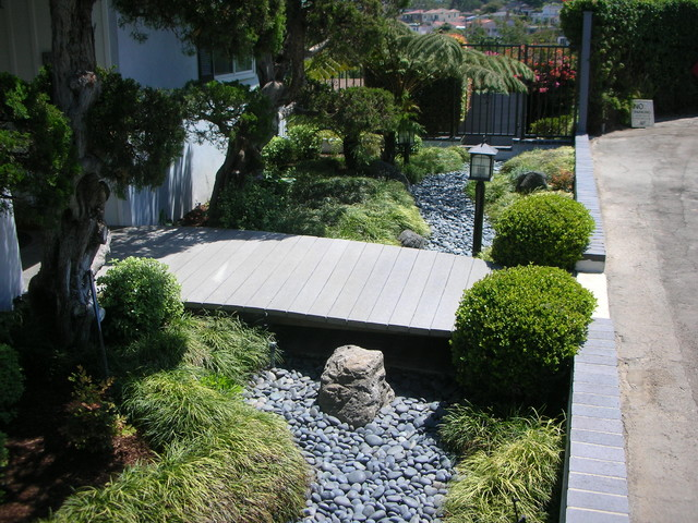 Japanese garden asian landscape other metro by for Garden design studio