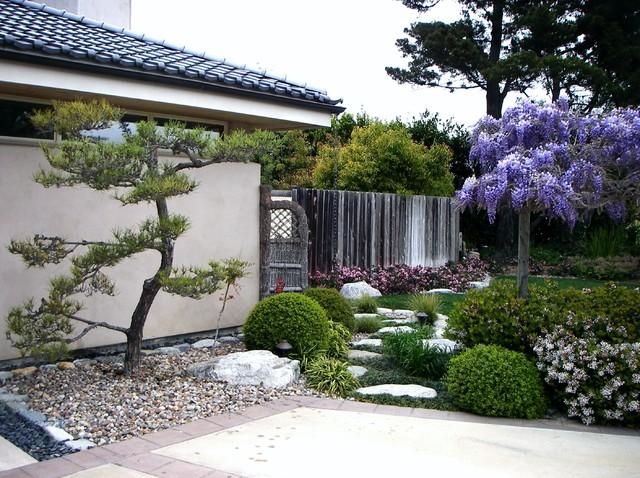 Japanese garden asian landscape other metro by for Contemporary japanese garden
