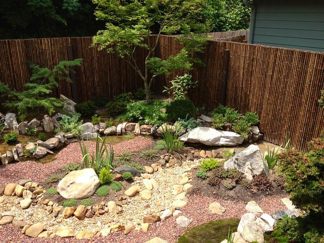 japanese garden - asian - landscape - atlanta -tim smith