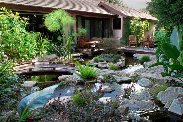 japanese koi garden inspired - photo #2