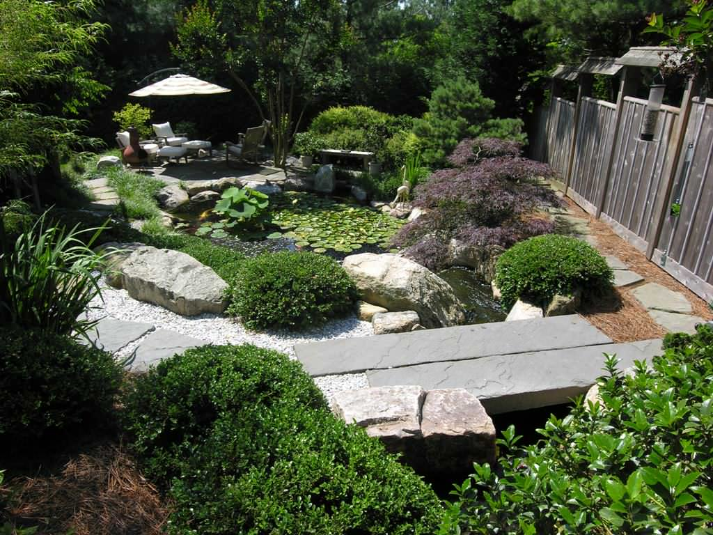 Japanese Koi Pond Ideas Photos Houzz