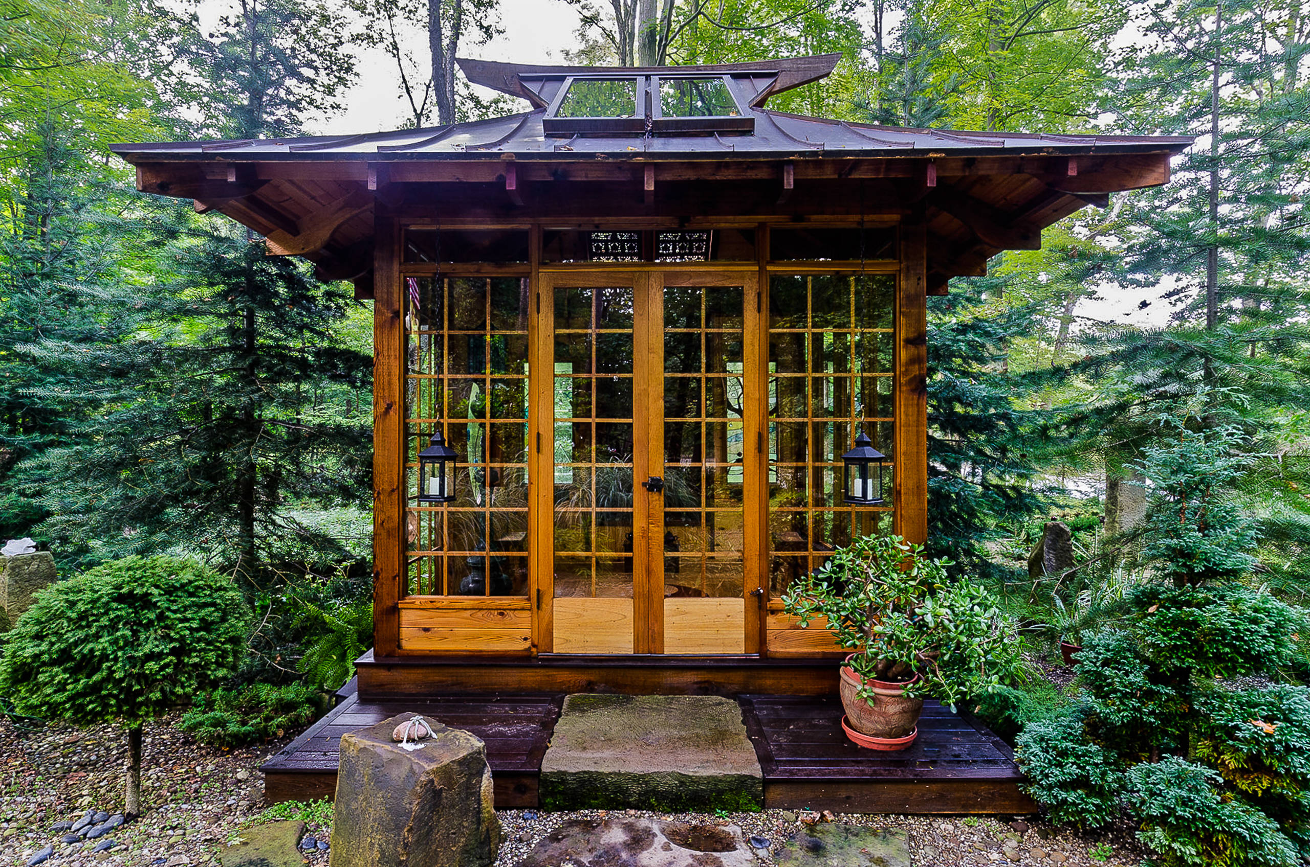 Japanese Tea House Ideas Photos Houzz