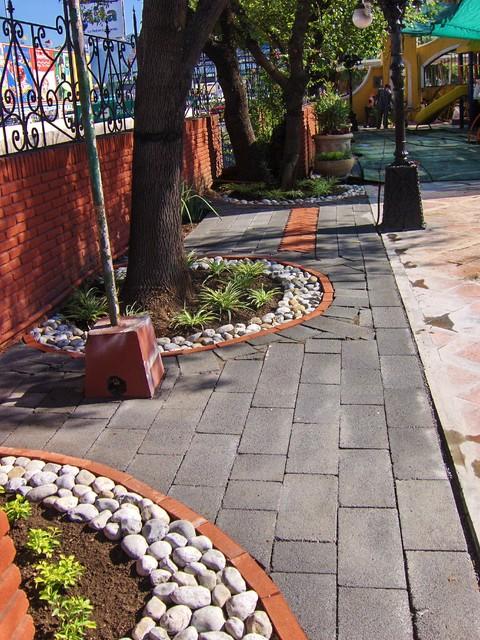 jardin eclectic-landscape