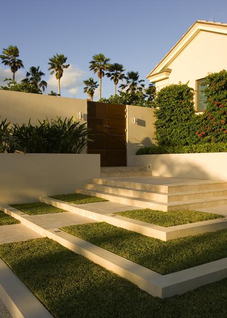 Exterior contempor neo jard n denver de lkid for Decoracion exterior jardin contemporaneo