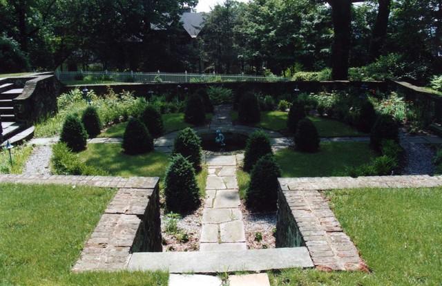 Johnson Residence traditional-landscape