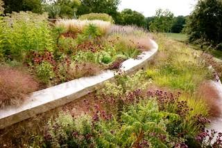 Jones Road - Contemporary - Landscape - st louis - by Adam Woodruff + Associates, Garden Artisans