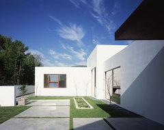 KANNER ARCHITECTS modern-landscape