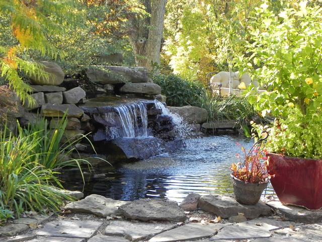 Kansas city landscaping landscape design traditional landscape kansas city by berry - Garden design ks ...