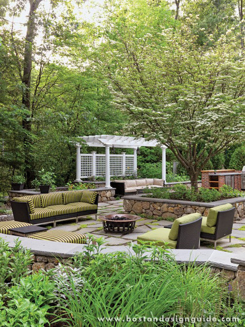 Karen sebastian traditional landscape boston by for Landscape design guide