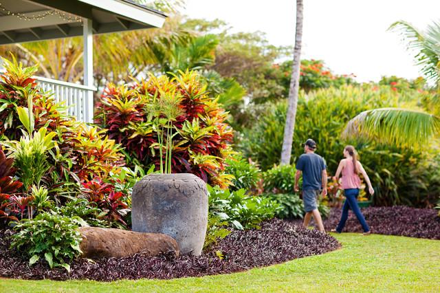 kauai residence - tropical - landscape - hawaii -designscape inc.