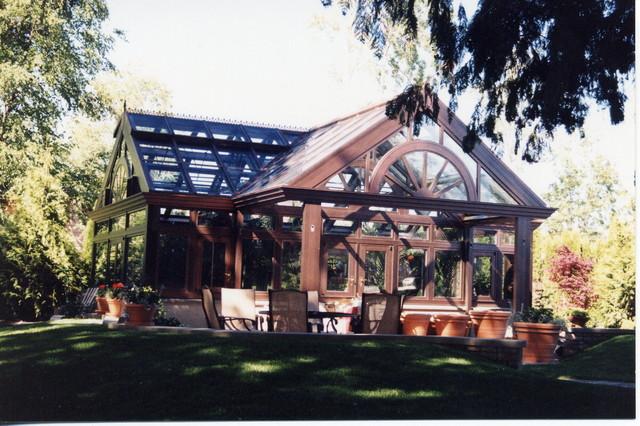 Kelowna Garden Room contemporary-greenhouses
