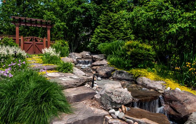 Kent Land Garden Dc Metro By Mchale Landscape Design