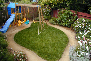 kid friendly gardens landscape - Backyard Garden Ideas For Kids