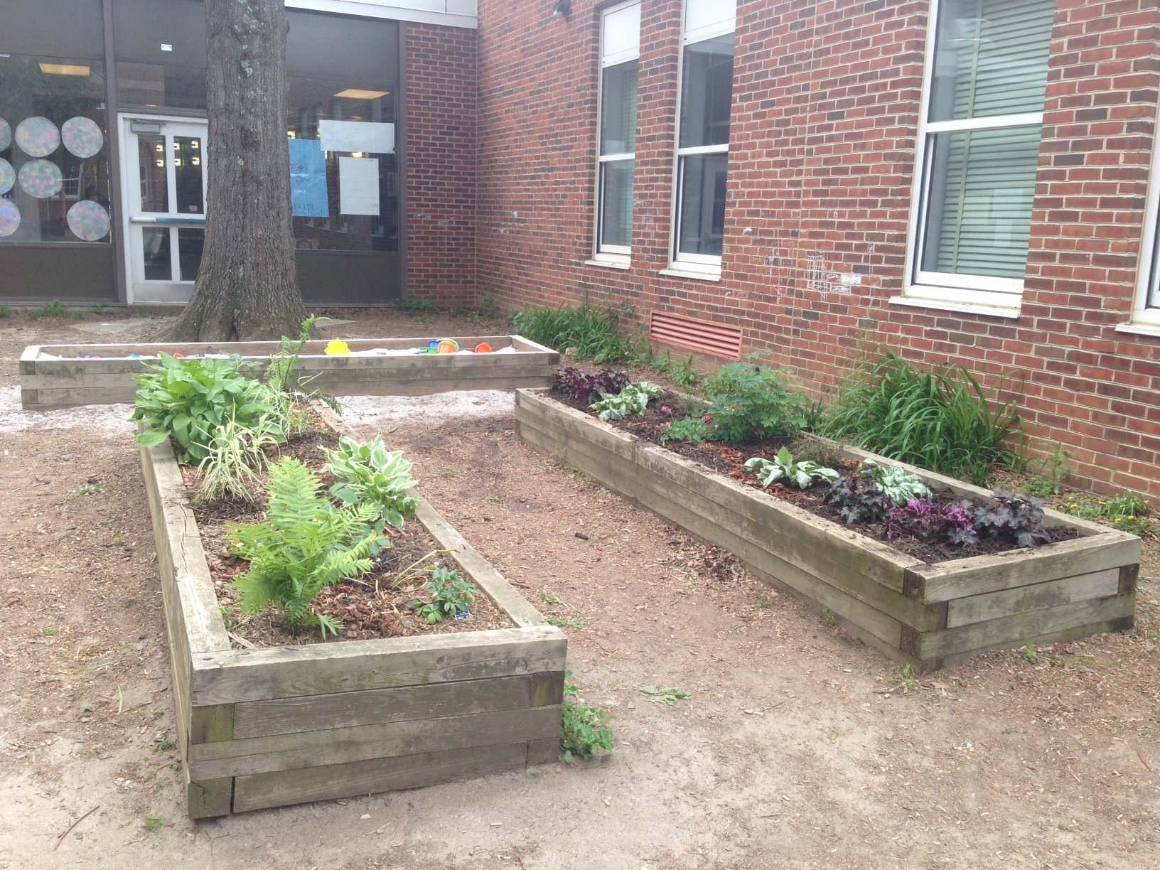Kindergarten Courtyard