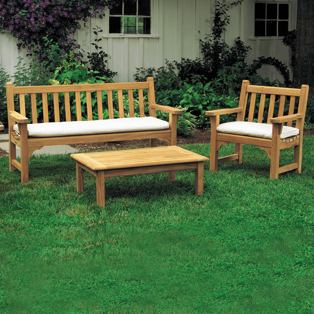 Kingsley-Bate traditional patio furniture and outdoor furniture