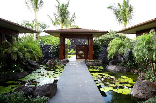Knudson Interiors tropical-landscape