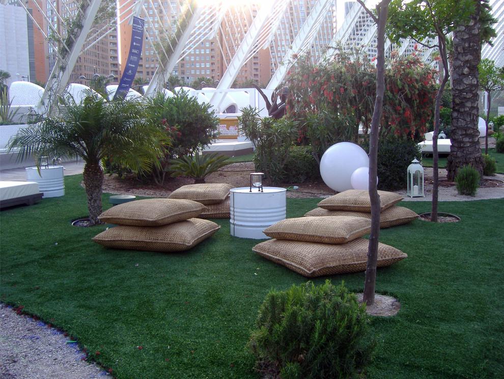 L Umbracle Terraza Modern Garden Valencia