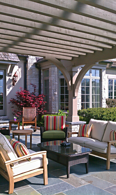 Lake Forest Residence traditional-landscape