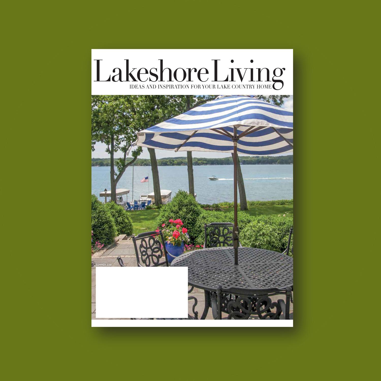 Lakeshore Living Magazine (2016)