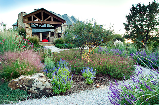 Lakeside garden custom landscaping highland village for Garden design landscaping dallas tx