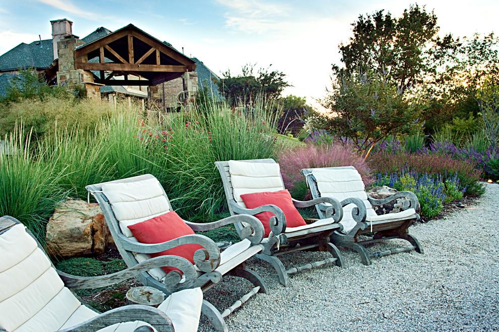 Lakeside Garden - Custom Landscaping - Highland Village ...