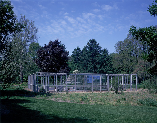 Lakeside Greenhouse and Garden traditional-landscape