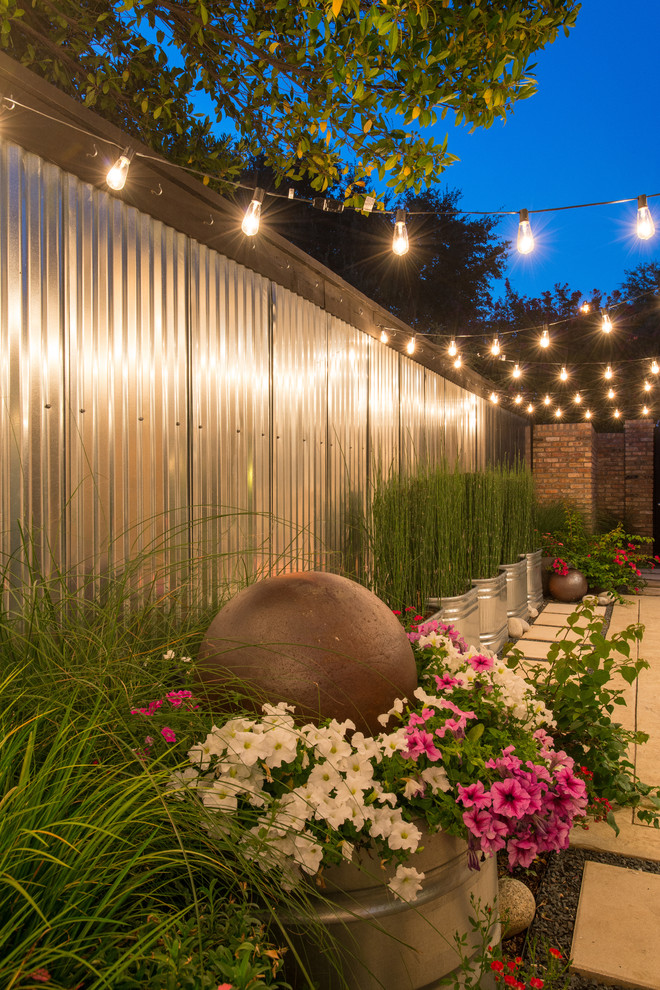 LANCASTER RESIDENCE - Eclectic - Landscape - Dallas - by ...