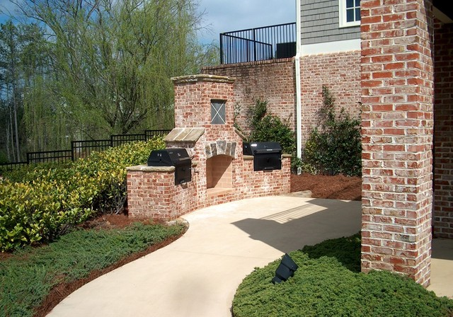 Landscape and Hardscape Projects traditional-landscape