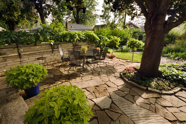 Landscaping hardscaping landscape los angeles by a - Simple outdoor living spaces ...