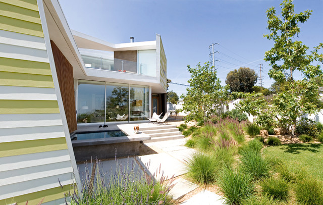 landscape architecture - Contemporary - Landscape - los angeles - by Birte Reimer