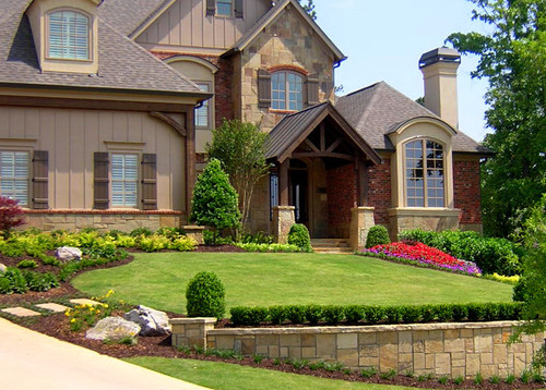 House Landscape Pictures front yard landscaping ideas | whats ur home story
