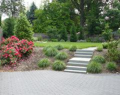 Landscape Design and installation traditional-landscape