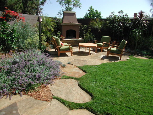 Landscape Design - Build contemporary landscape