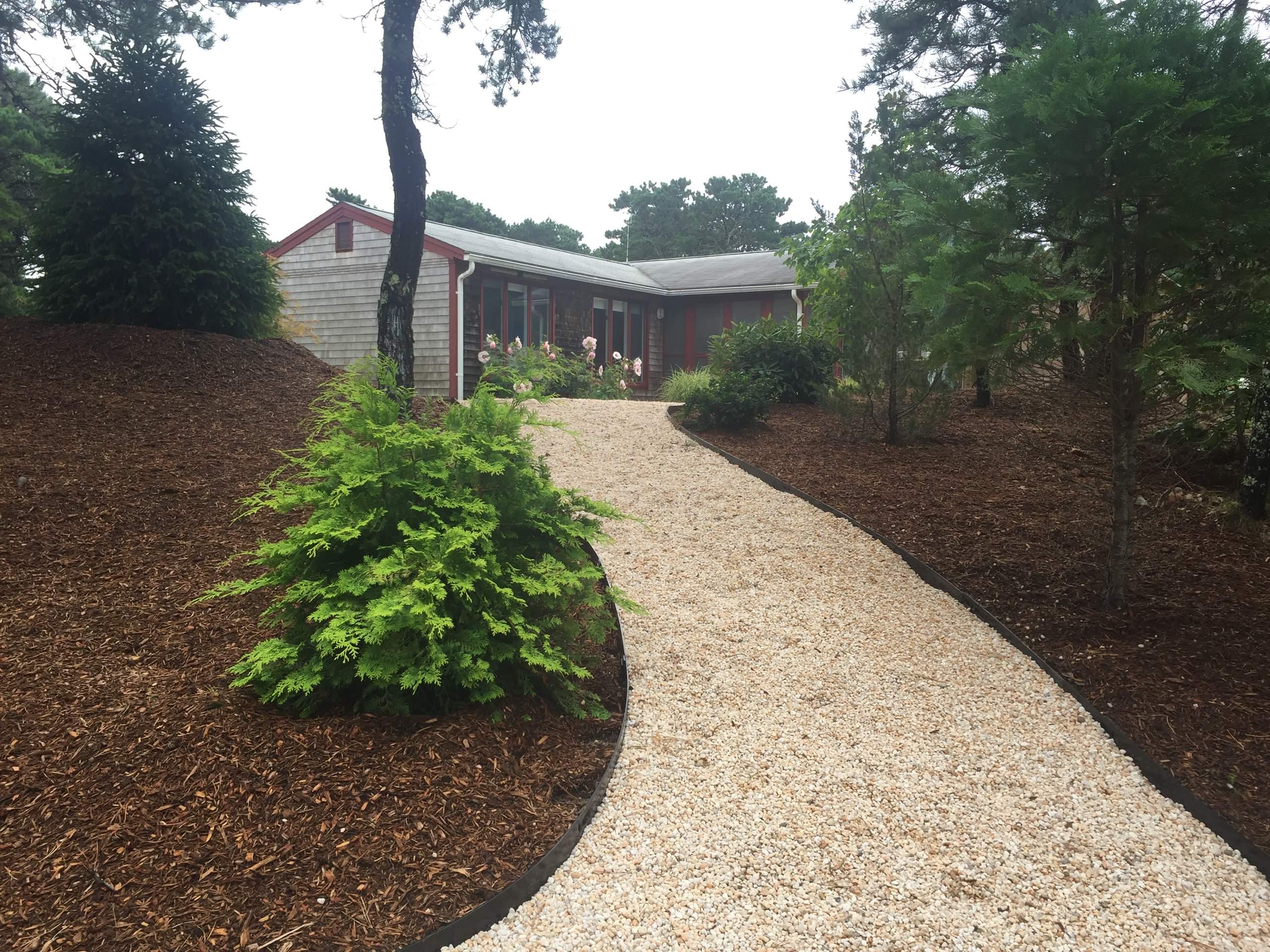 Landscape for Modern Residence