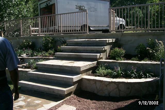 Landscape Garden traditional-landscape