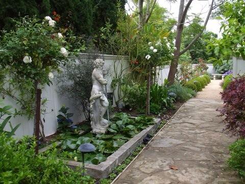 Landscape in Montecito